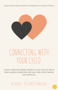 Connecting with your child quick guide