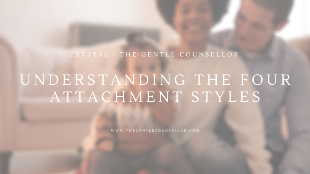 Understanding the four attachment styles